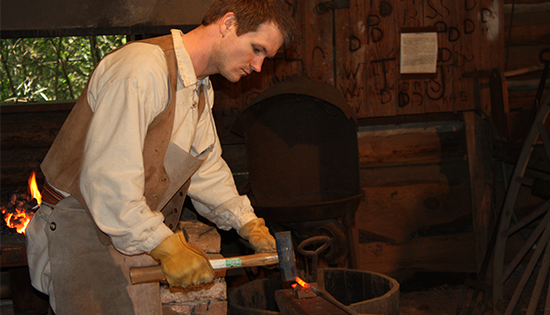 Blacksmithing Photo 1